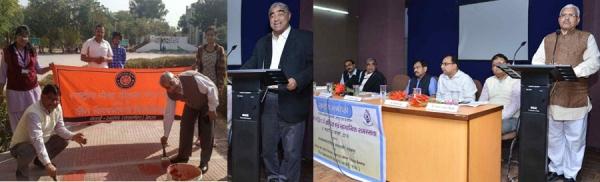 भारतीय साहित्य में अहिंसा एवं सामाजिक समरसता विषय पर आयोजित दो दिवसीय राष्ट्रीय संगोष्ठी का समापन